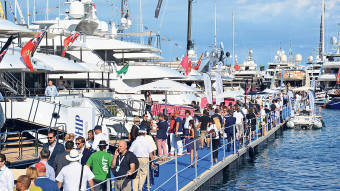 Greening the seas: the launch of the hybrid superyachts