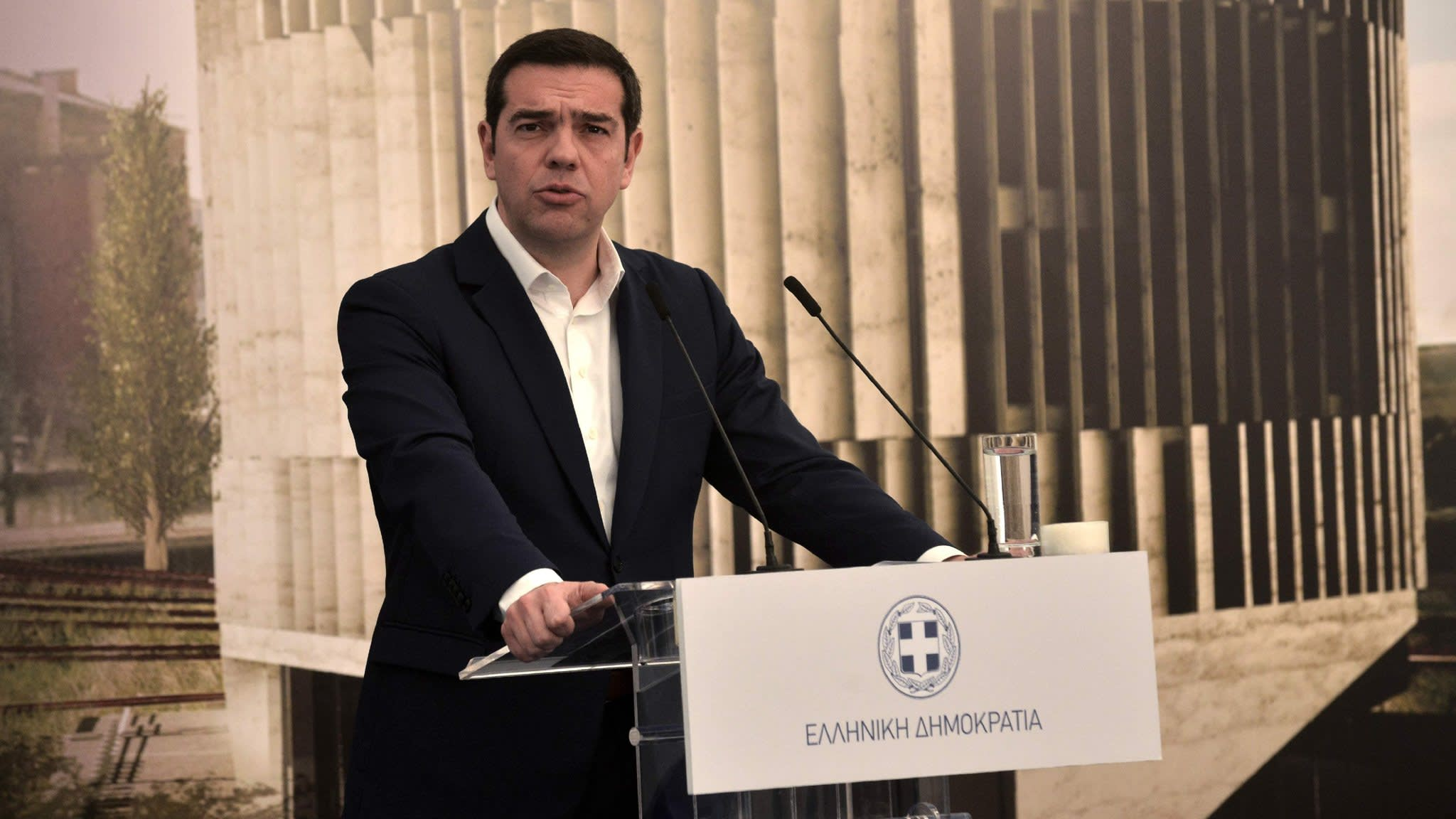 The Syriza party is undermining democracy in Greece