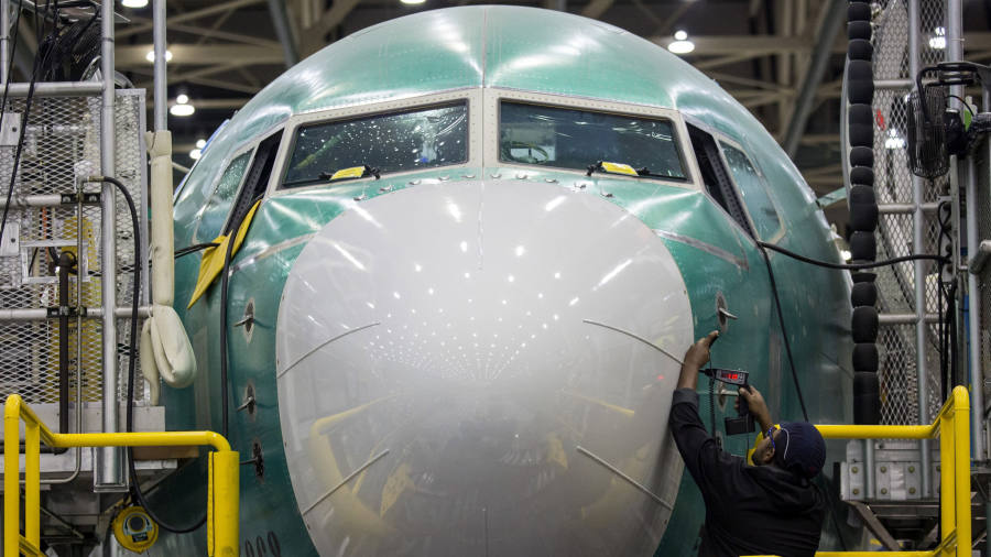 Boeing moves to preserve cash and draws down $13.8bn loan