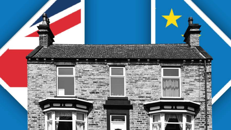 How Will Brexit Affect Uk House Prices And Mortgages Financial Times