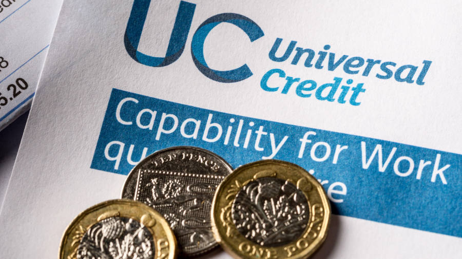 Full rollout of universal credit delayed to September 2024 | Financial Times