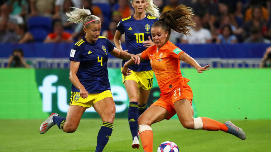 World Cup marks rise of western European women's football ...