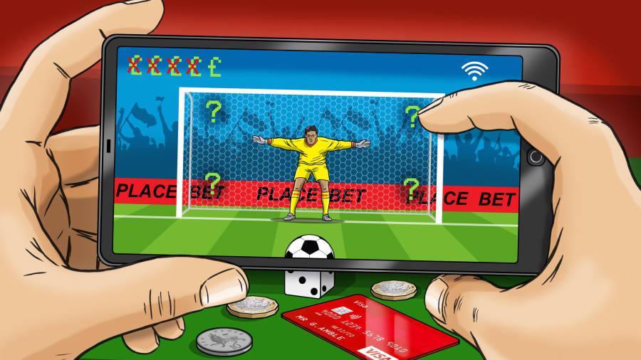 Online gambling: the hidden epidemic | Financial Times