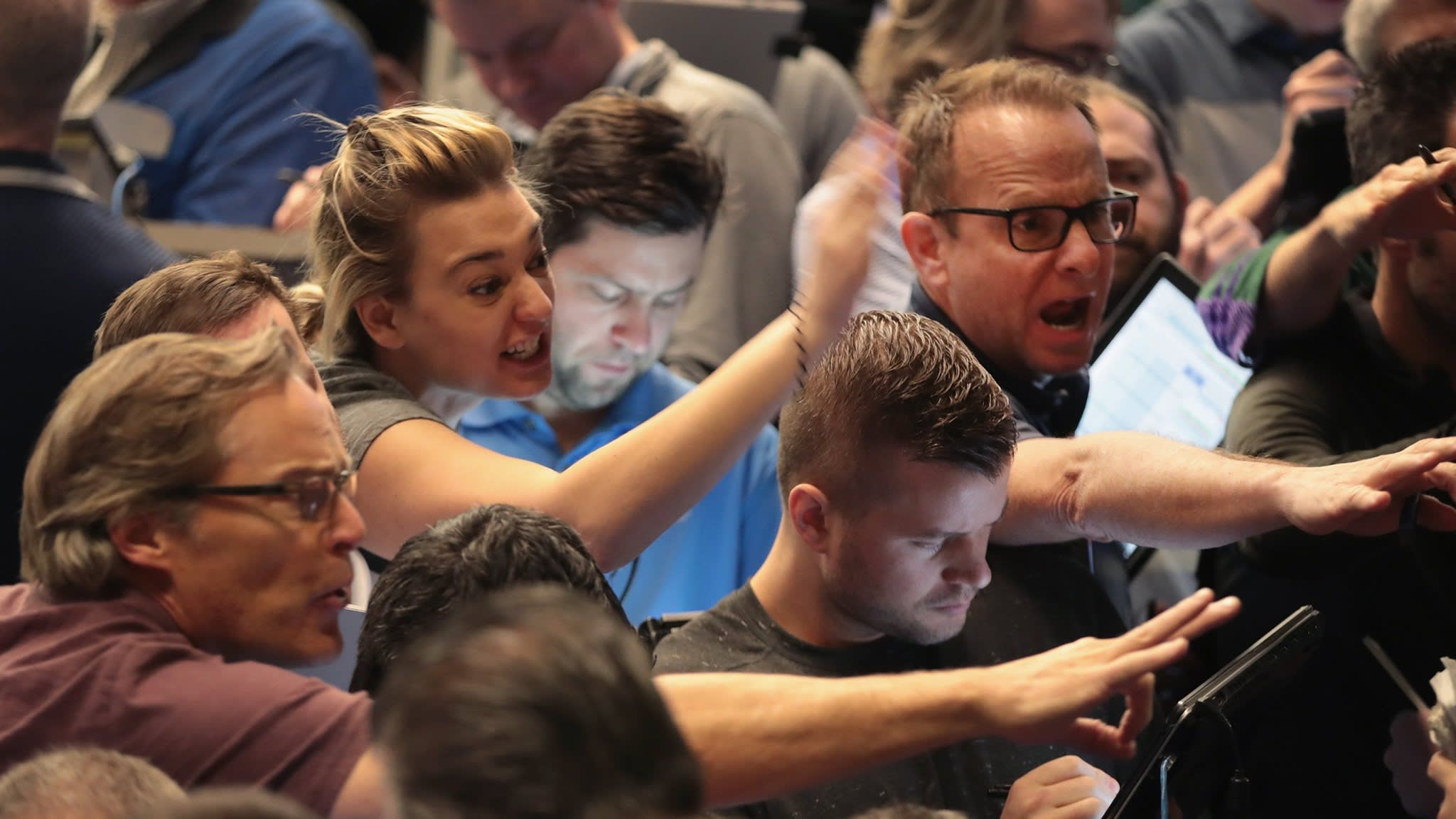Turmoil equals buying opportunity for millennials