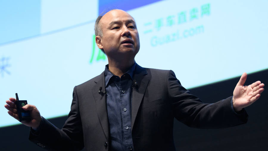 SoftBank in talks to take control of WeWork amid cash crunch