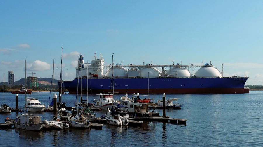 Global LNG demand to double by 2040, Shell predicts