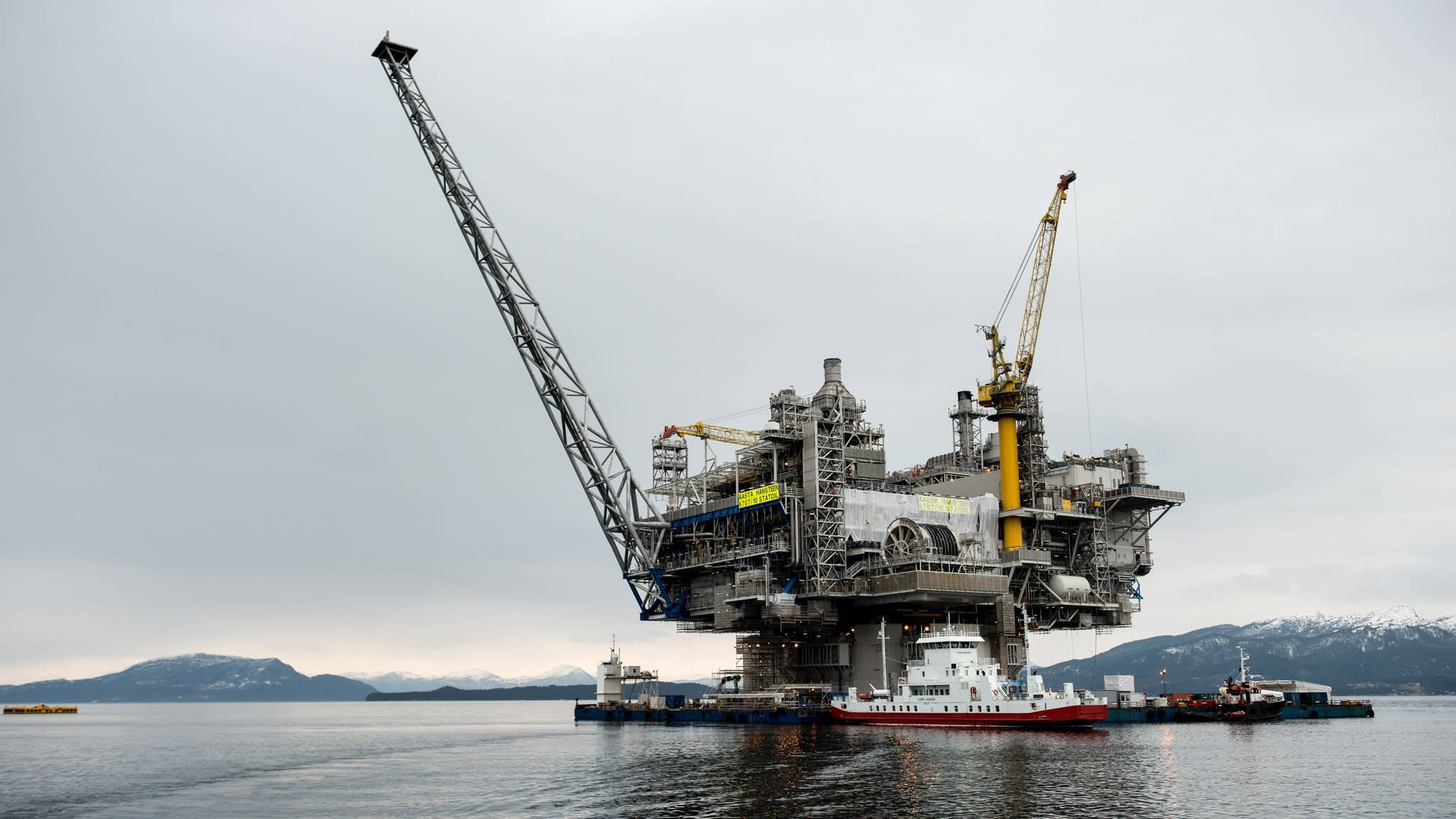 Norway becomes the latest oil supply threat