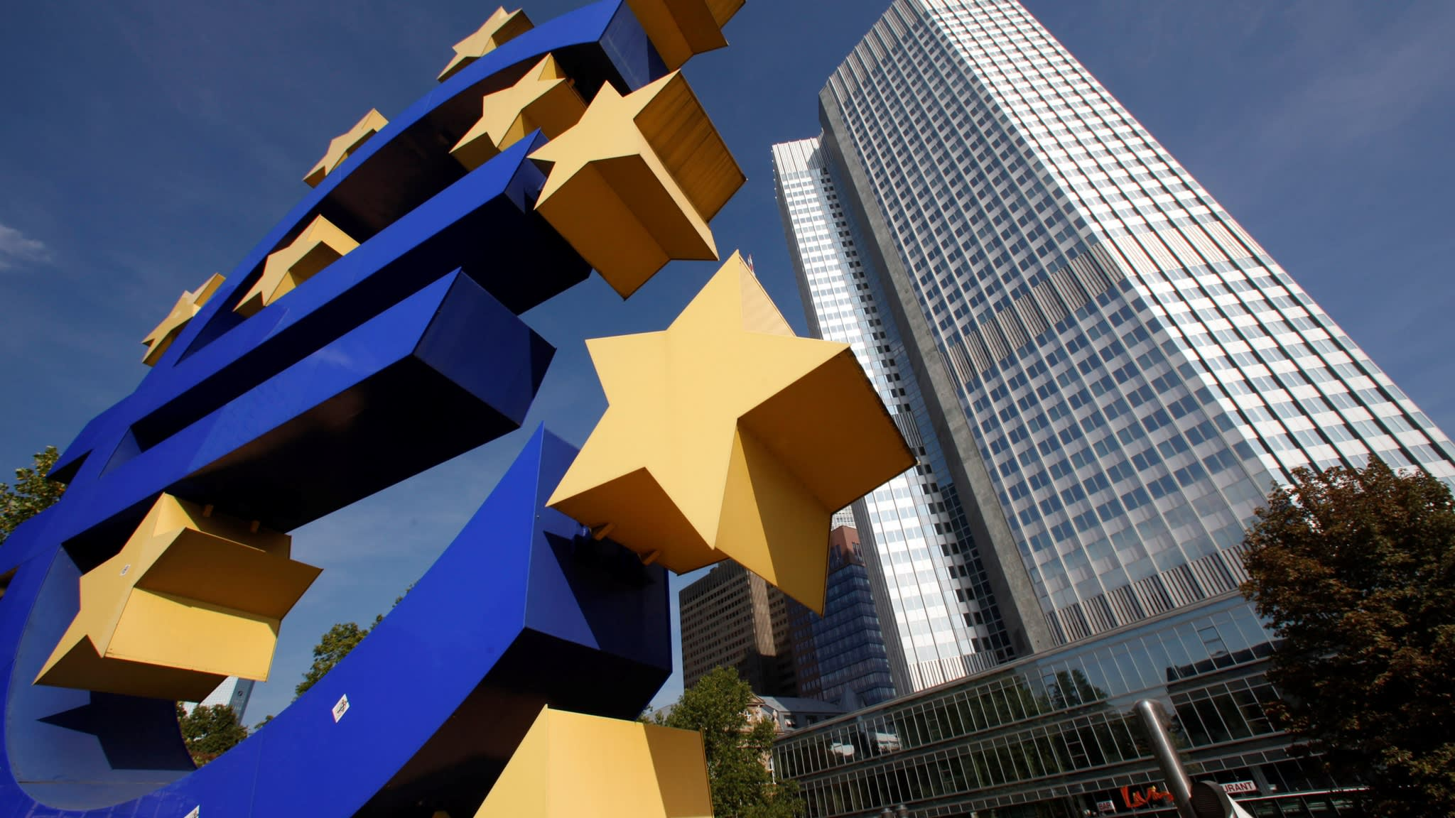 ECB minutes highlight policymakers' fears over currency wars