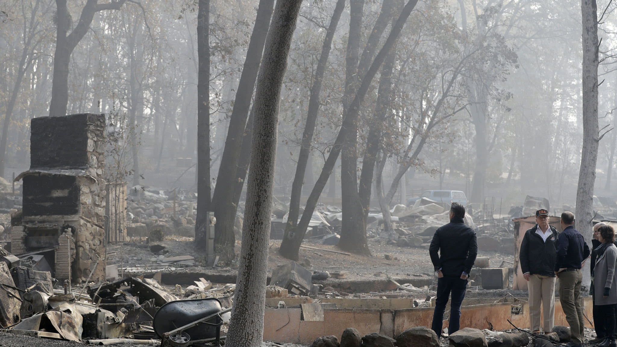 Insurers grapple with increasing wildfire risk