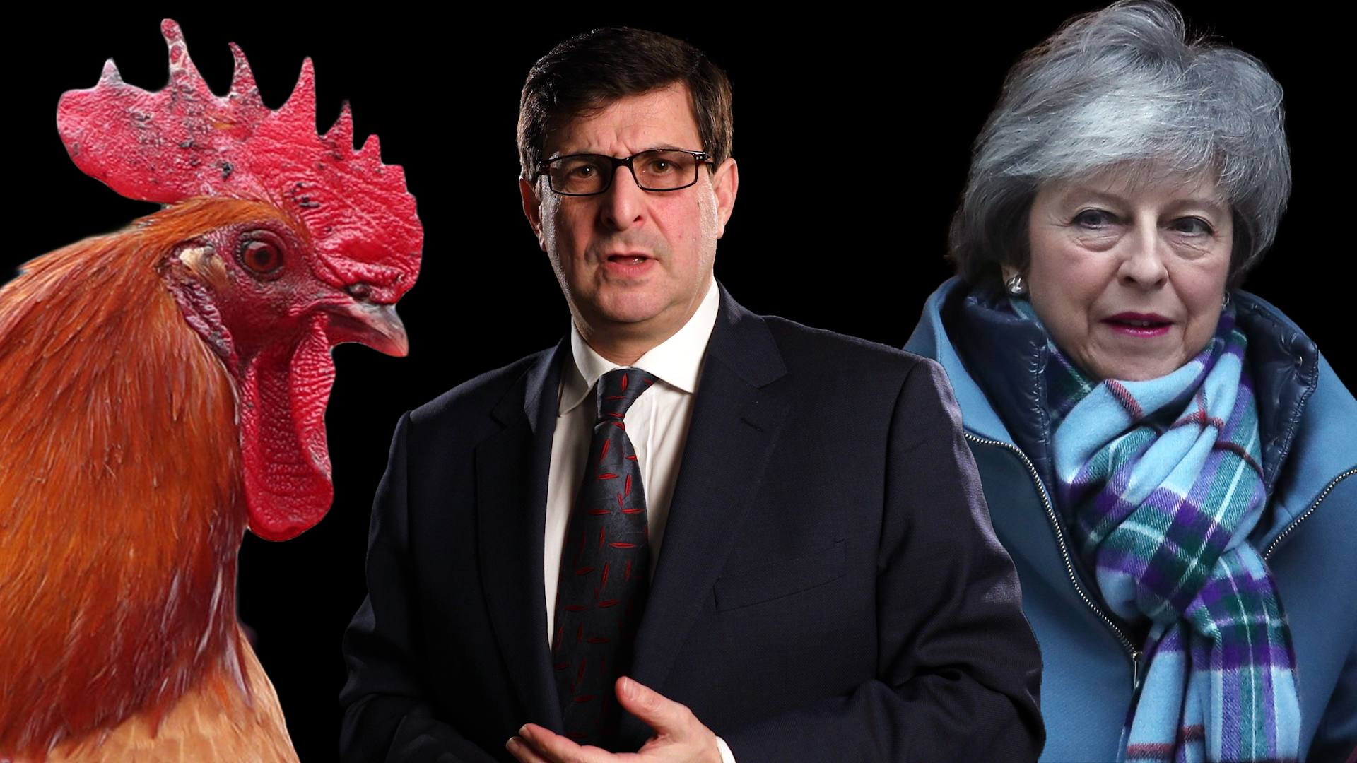 Brexit: Theresa May's dangerous game of political chicken