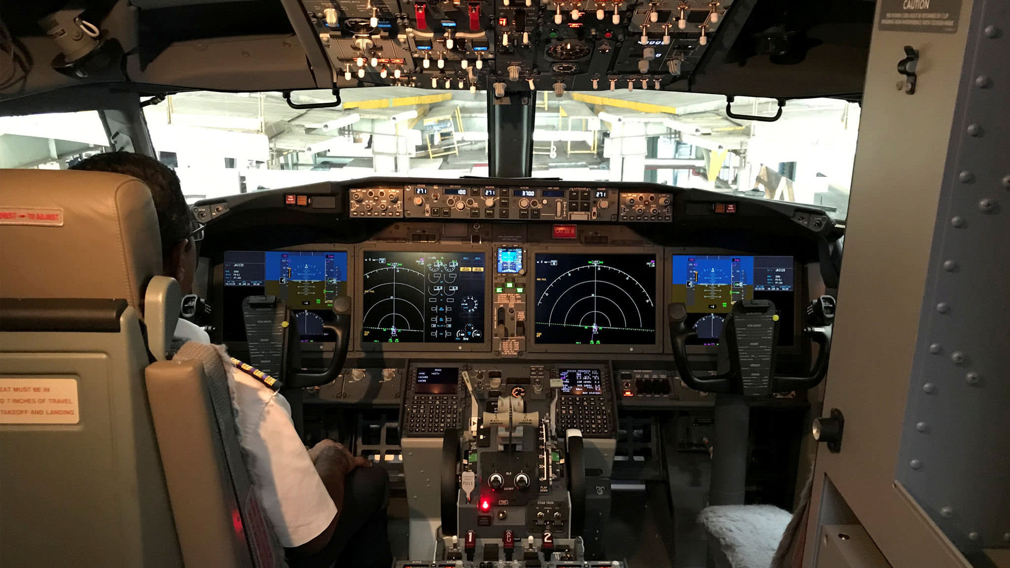 Vanguard raises 'concerns' with Boeing leaders over 737