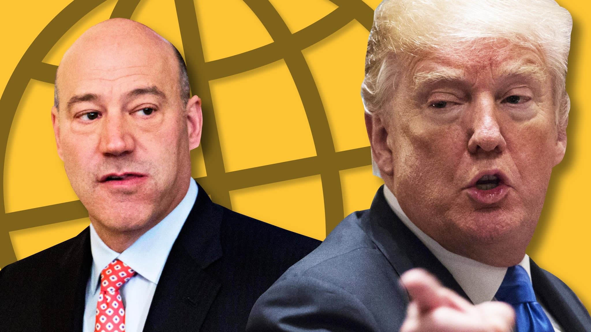 Wounded globalists plot fightback in Trump's trade war