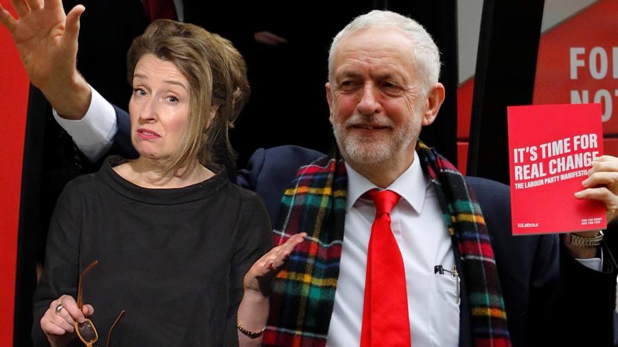 Is Jeremy Corbyn's radical Labour manifesto eye-catching or eye-watering?