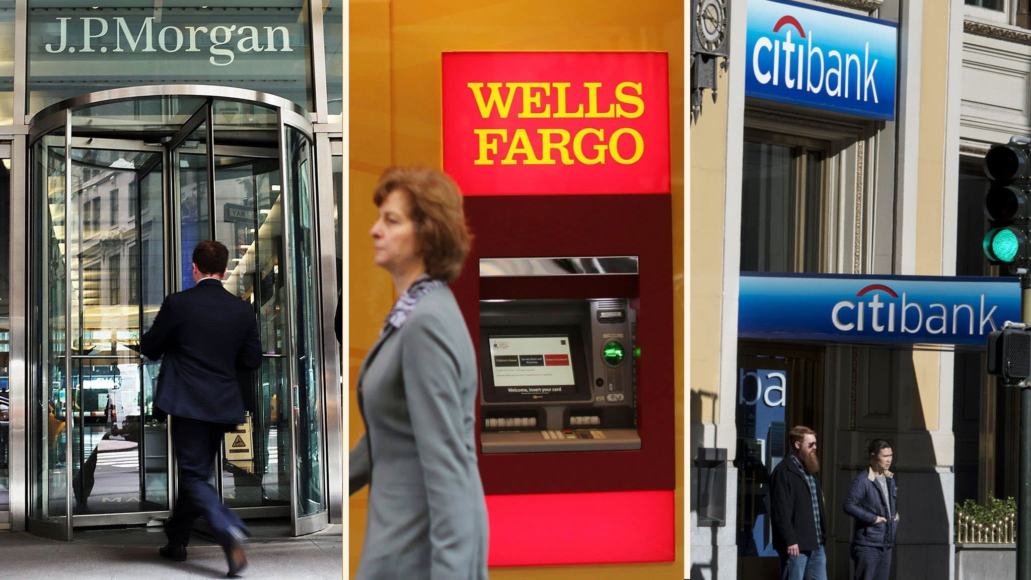 JPMorgan and Citi fail to impress investors despite strong earnings