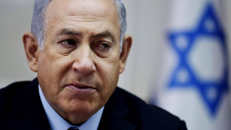 Netanyahu in race to save Israeli government