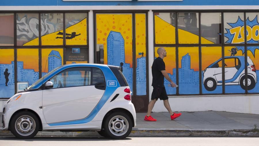 Ft Electric Car Demand