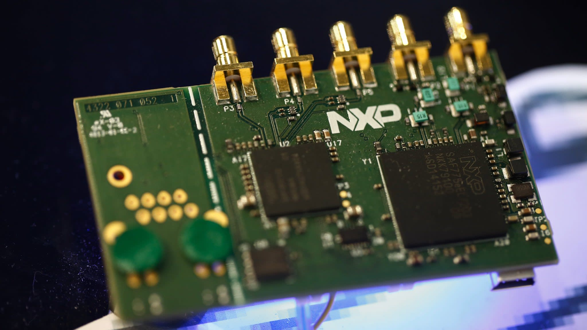 Tyrus Capital hit hard by large bet on NXP Semiconductors