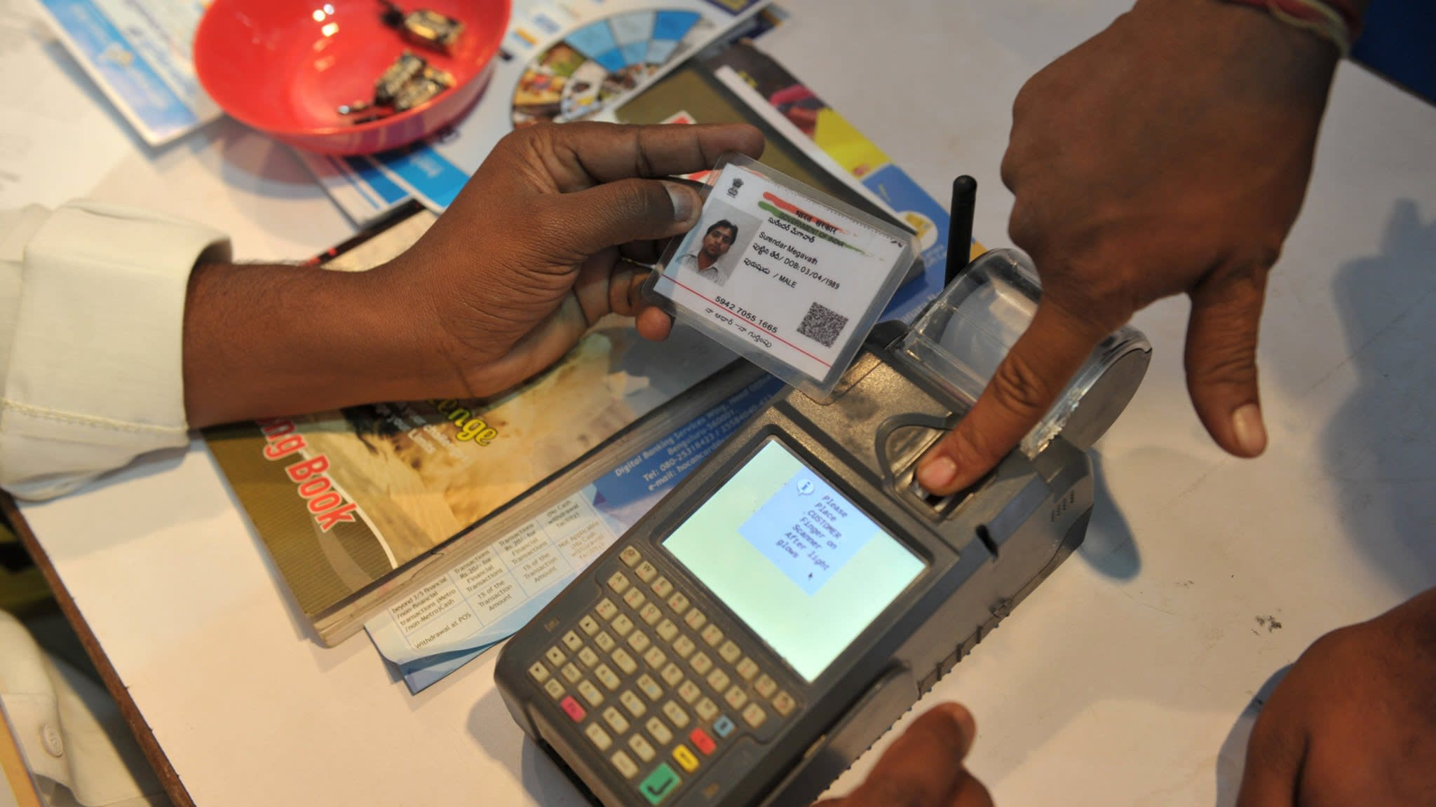 India accused of creating identity card 'big brother'