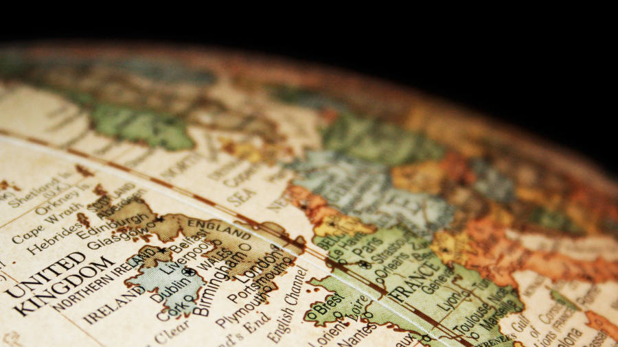 London's place in the world   Financial Times