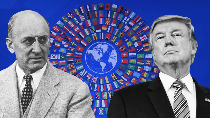 Martin Wolf on Bretton Woods at 75: global co-operation under threat