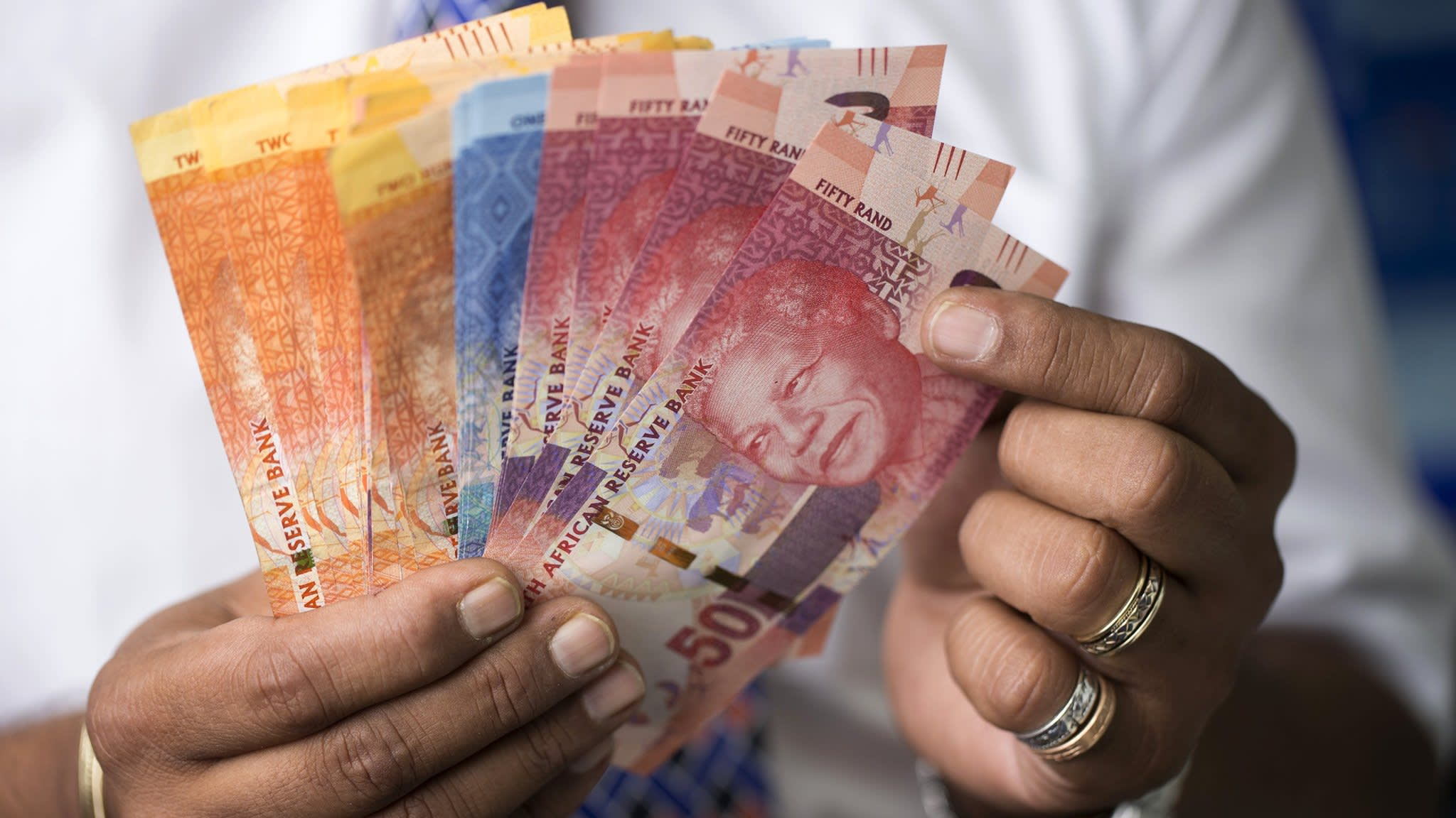 South Africa slashes growth forecasts amid deficit warning