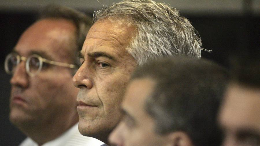 Jeffrey Epstein offers $77m NY mansion as part of bond