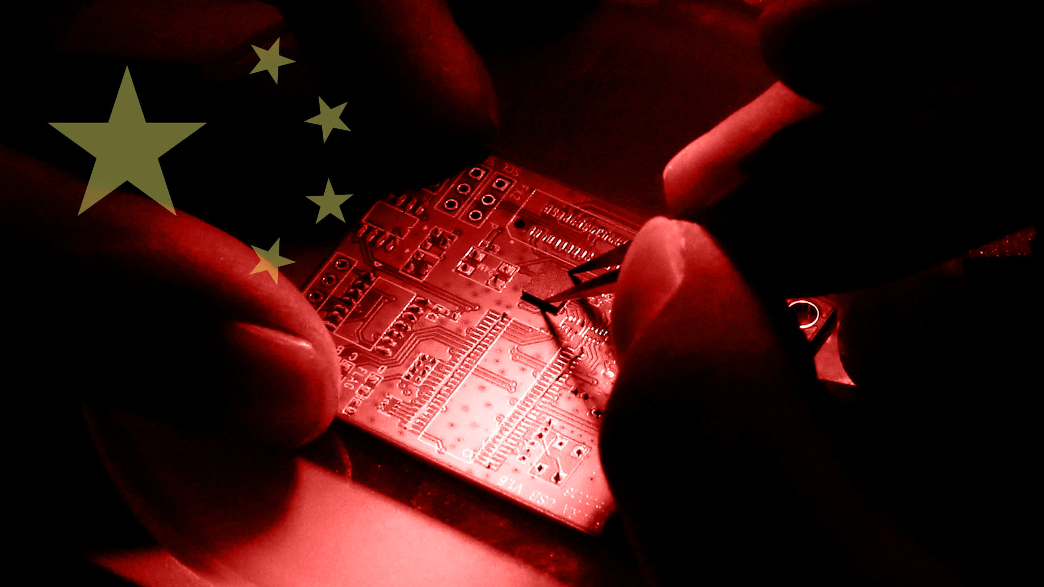 Chinese state tech investments face higher US barriers