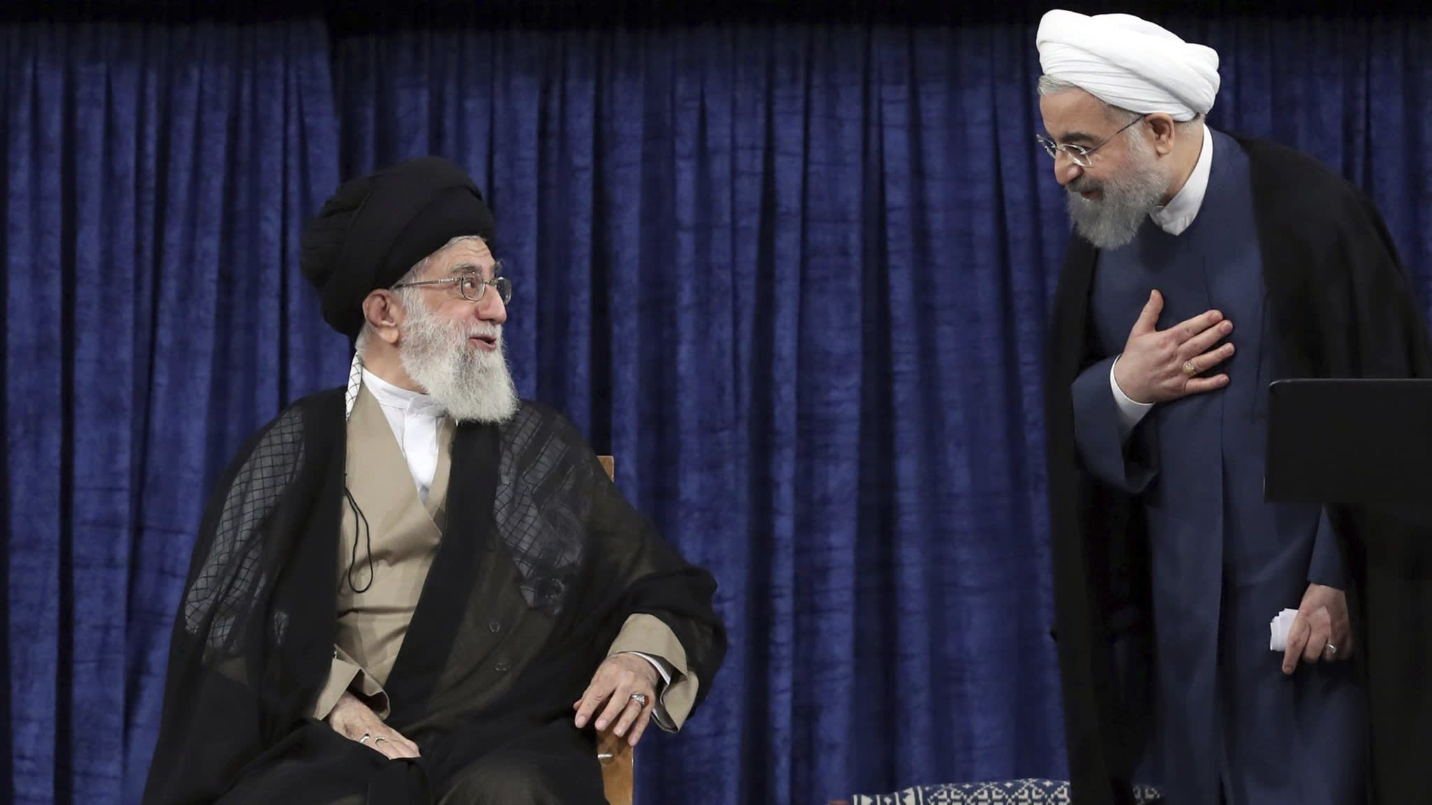 Iranians fear US confrontation as war of words escalates