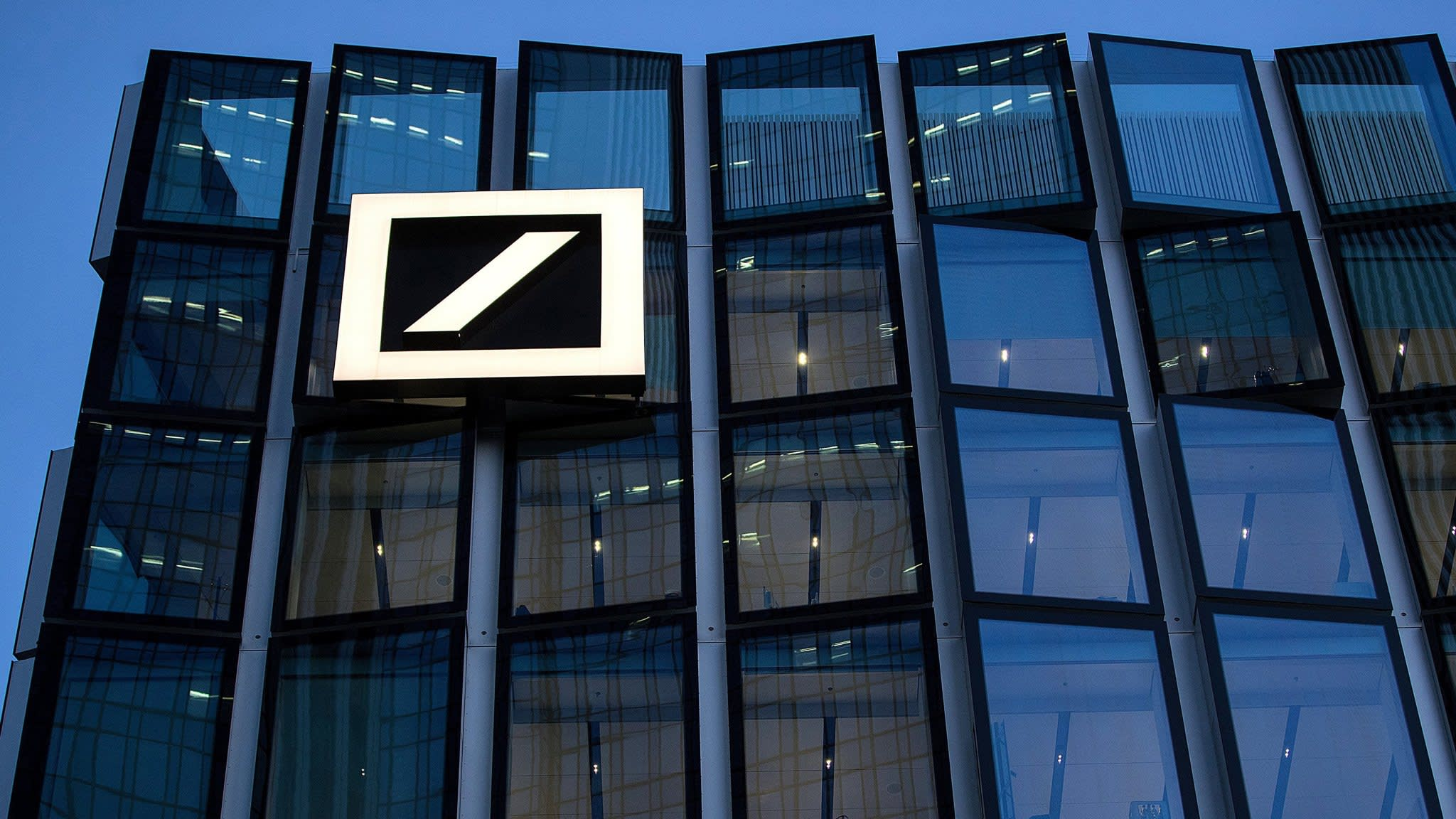 Co-deputy in pole position to replace Cryan at Deutsche Bank