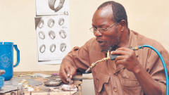 African jewellers pair craftsmanship with sustainable materials 1