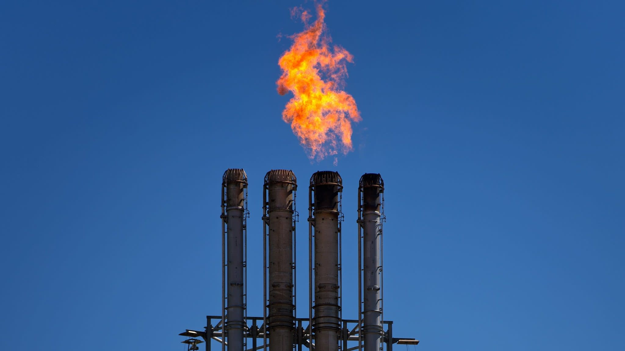 Wild gas price swings spur CME 'emergency action'