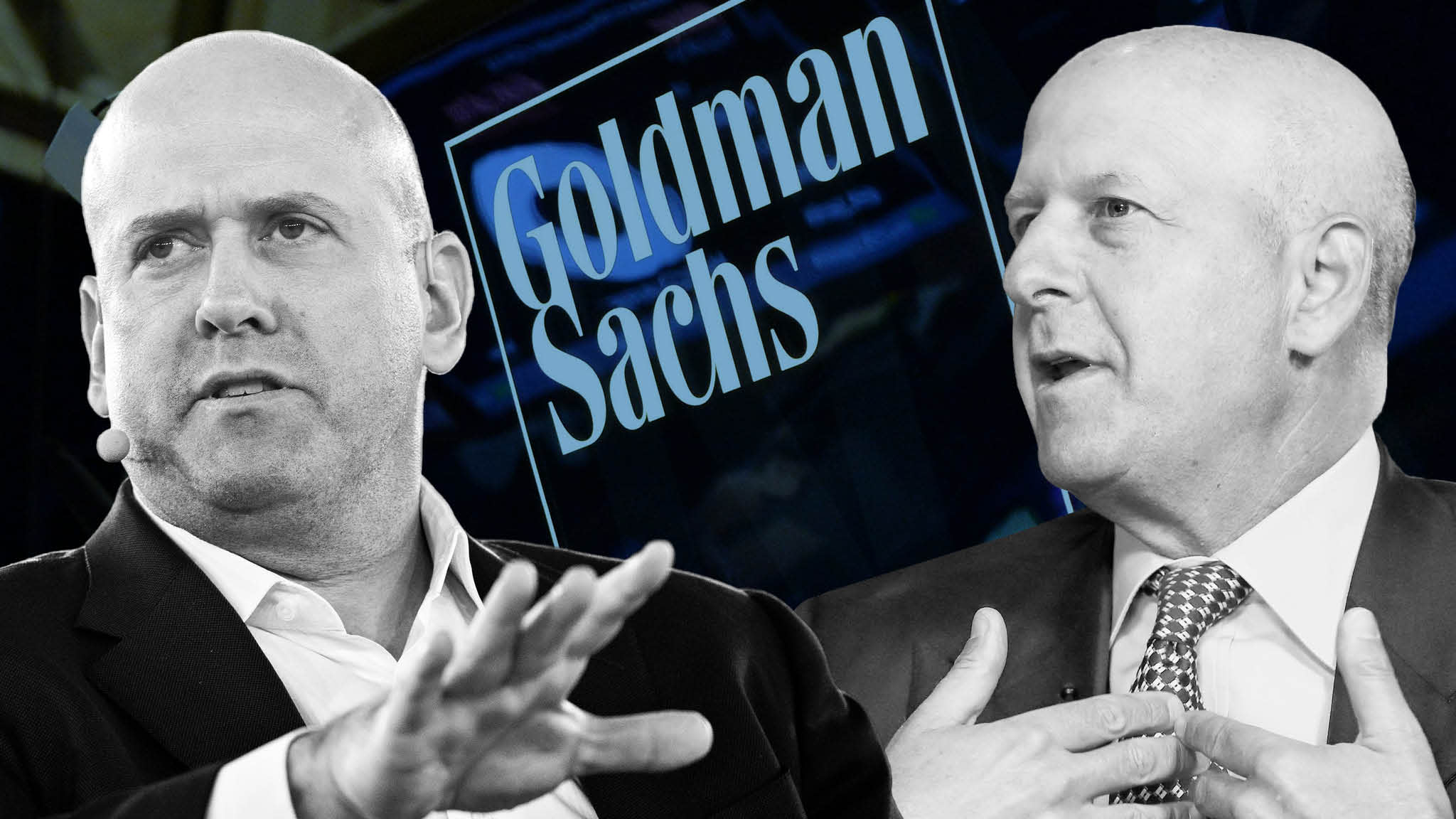 How Solomon won cage match to become Goldman heir apparent