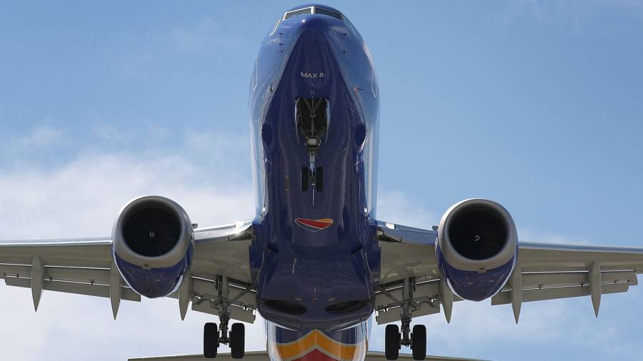 Pressure grows in US for grounding of Boeing 737 Max