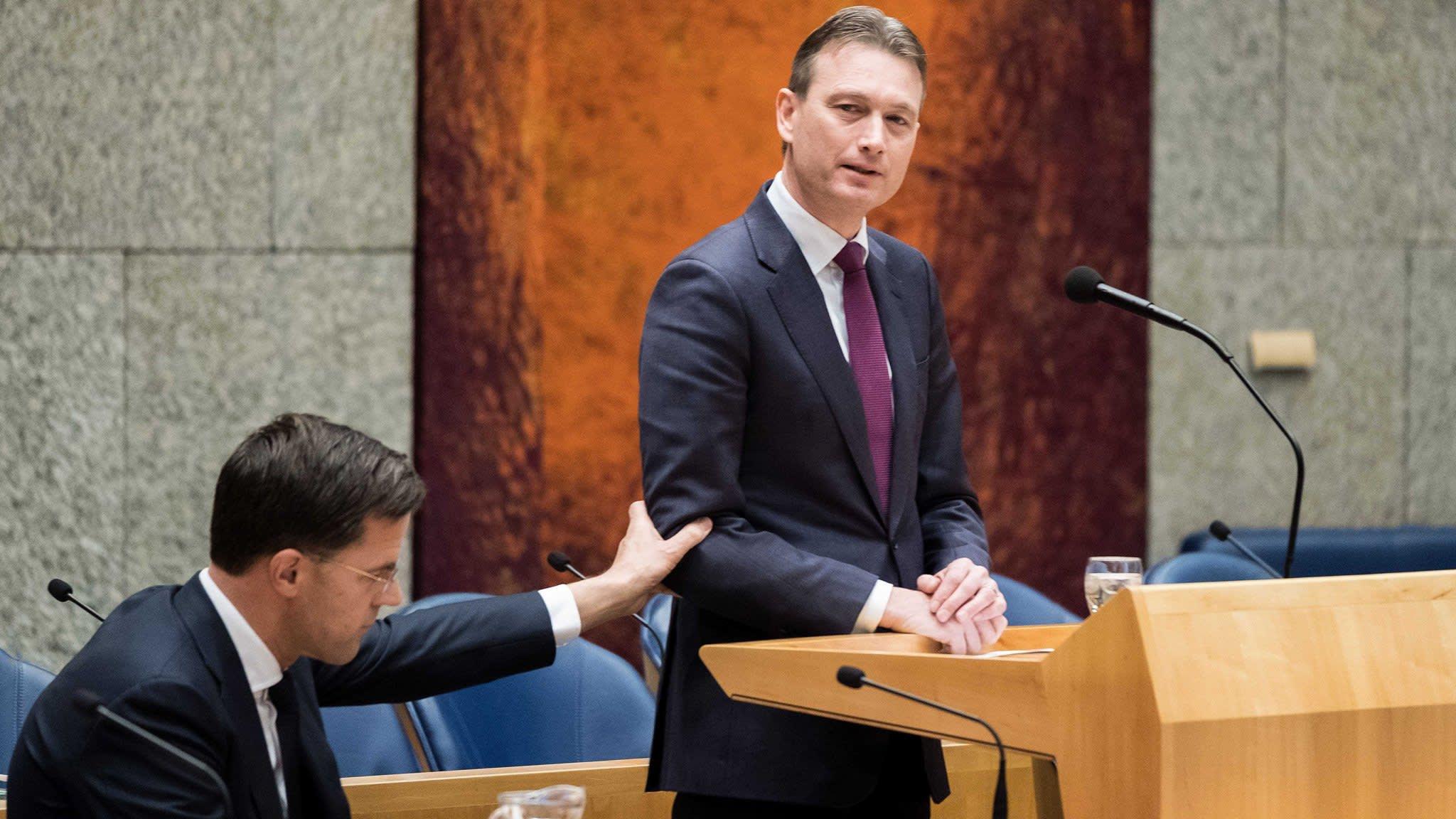 Dutch foreign minister resigns over false Putin claim