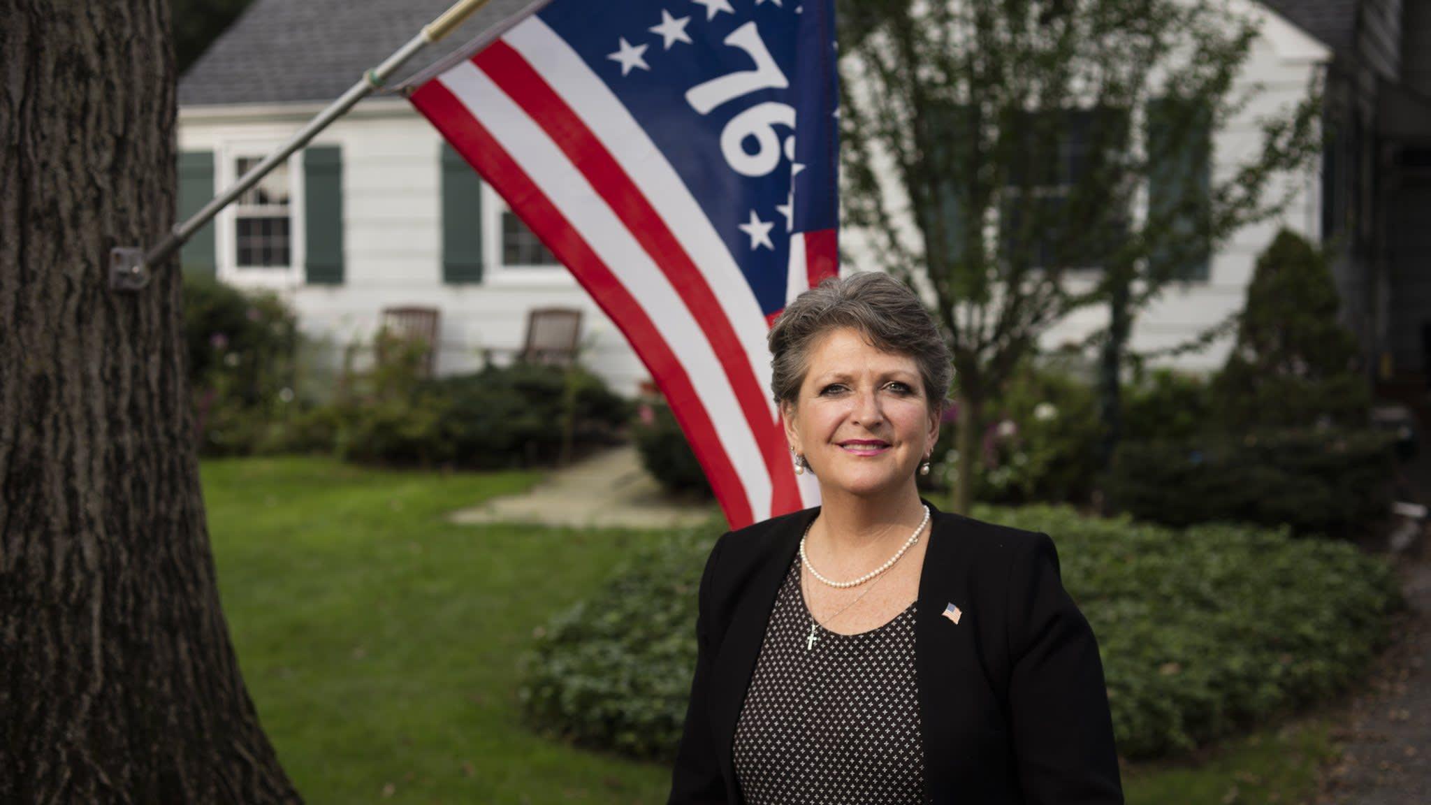 Republican women see Kavanaugh as one of their own