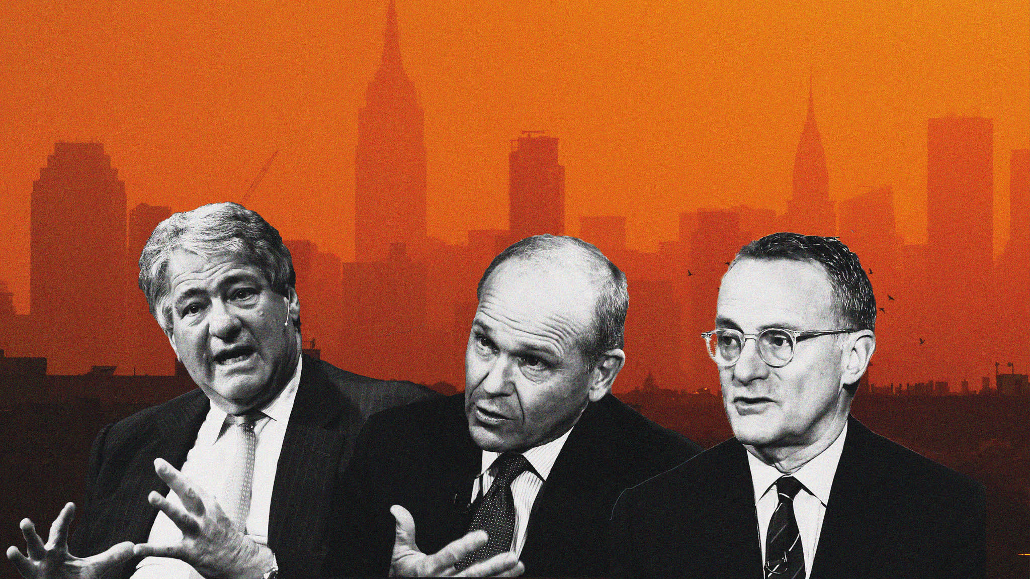 How the biggest private equity firms became the new banks