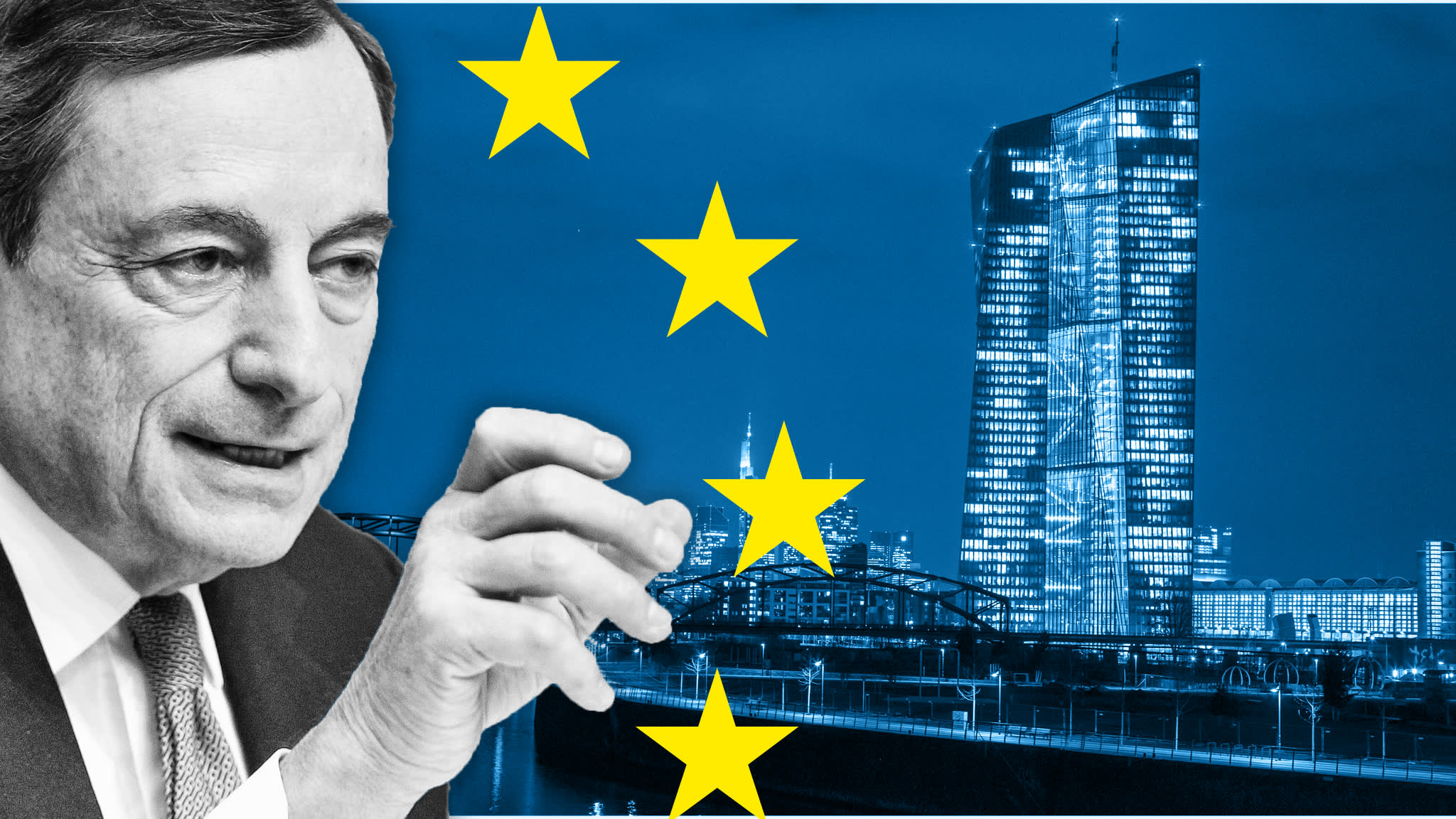 ECB faces challenges over Italy, Brexit — and its own strategy