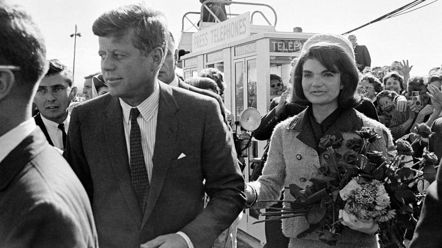 JFK's long-lost speech: what happened to the celebrated orator?