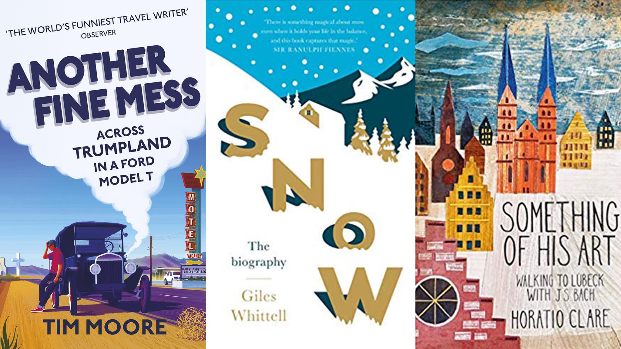 Best books of 2018: Travel