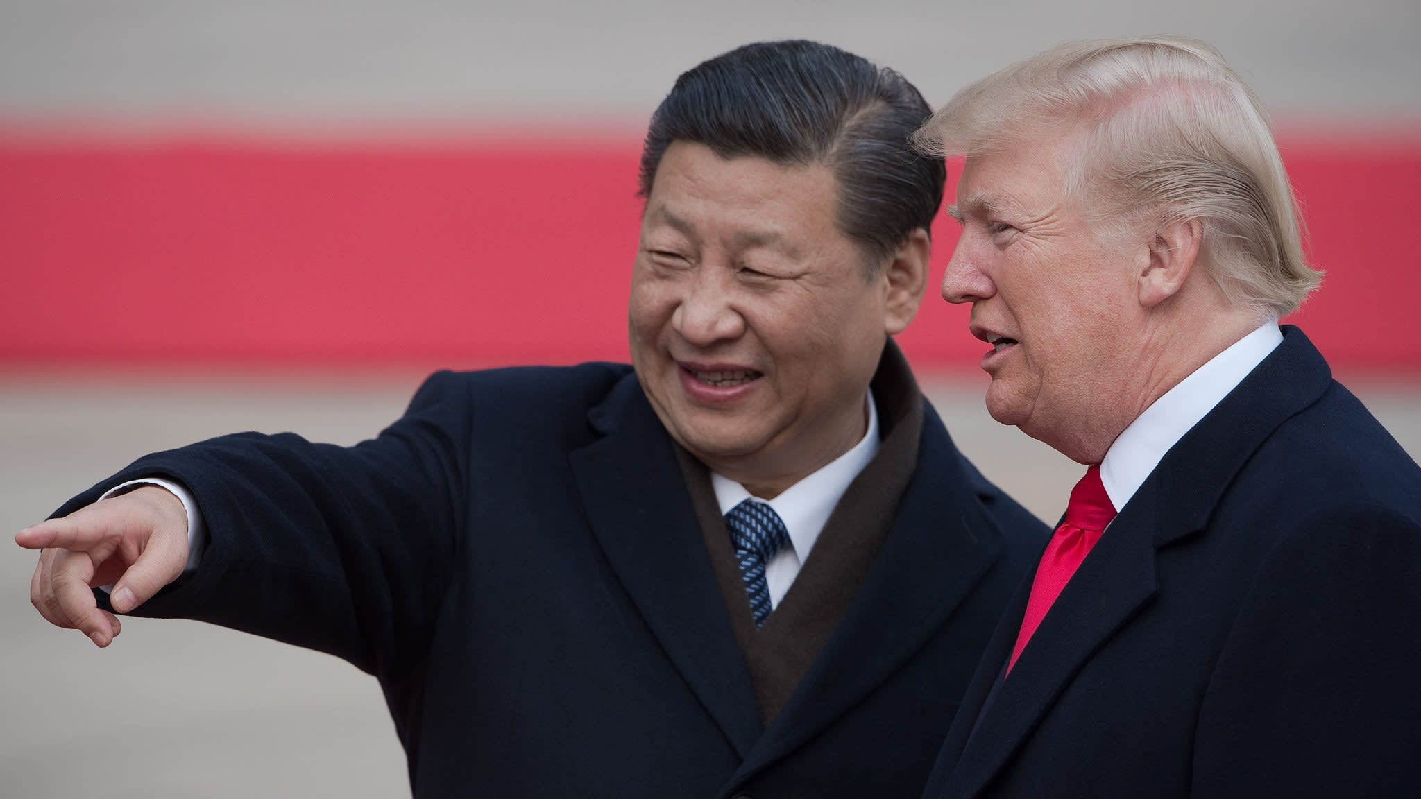 US and China step up effort to strike G20 truce on trade