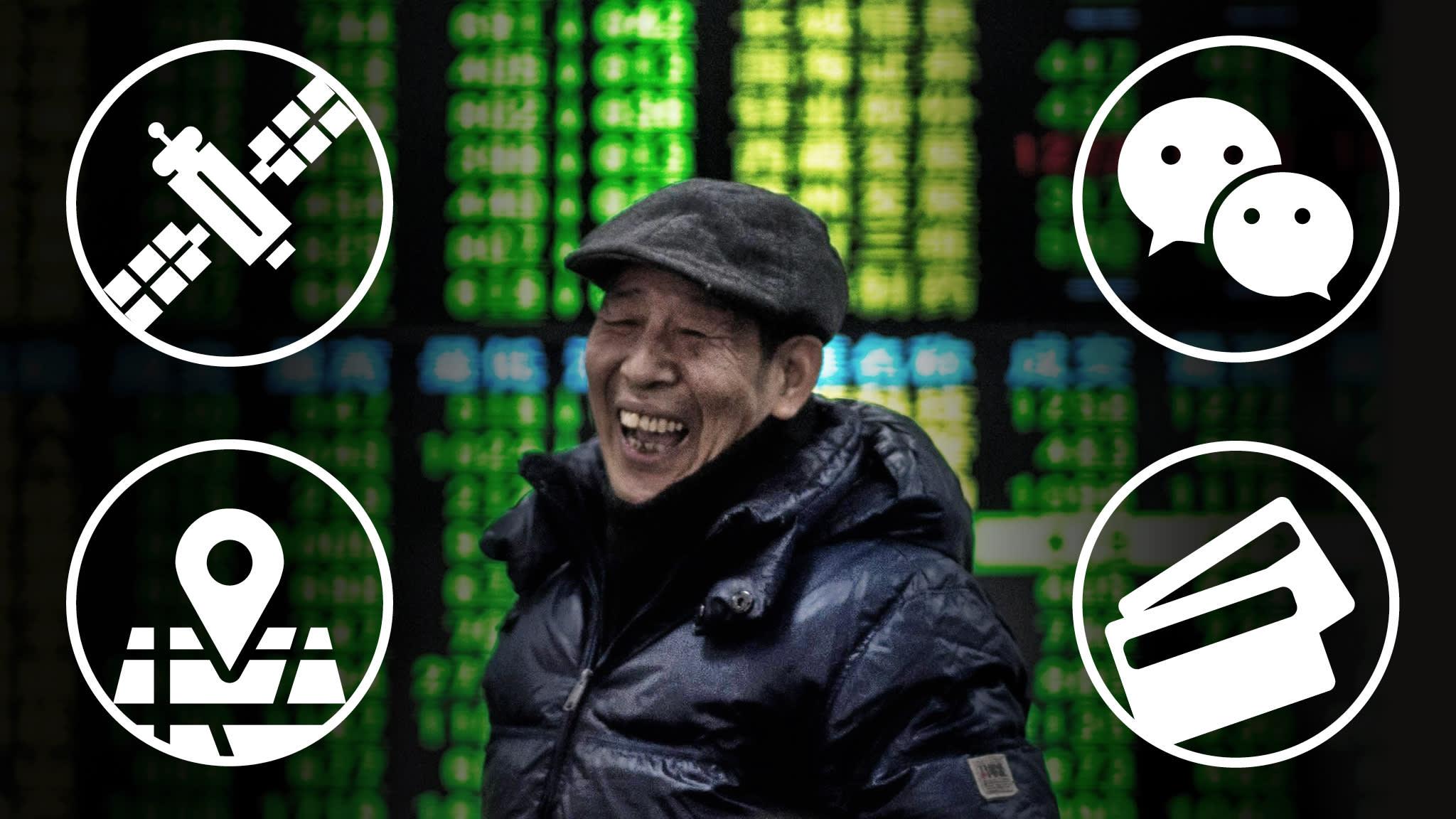China's retail investors create playground for data-loving quants