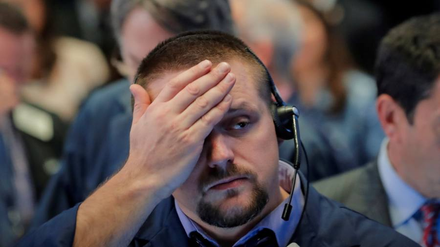Nasdaq down 3 per cent as tech sell-off deepens