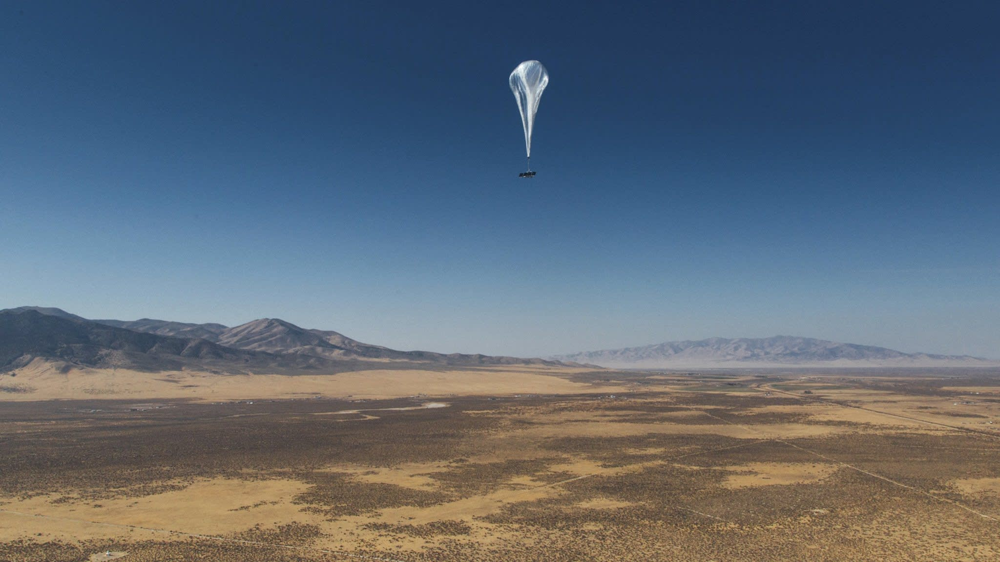 Alphabet's new businesses: internet balloons and delivery drones