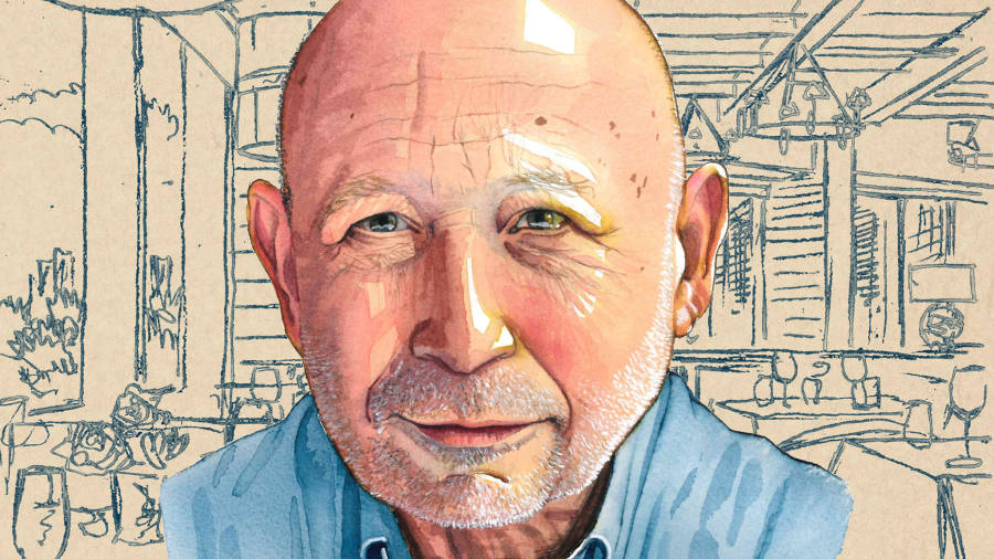 Lloyd Blankfein: 'I might find it harder to vote for Bernie than for Trump'