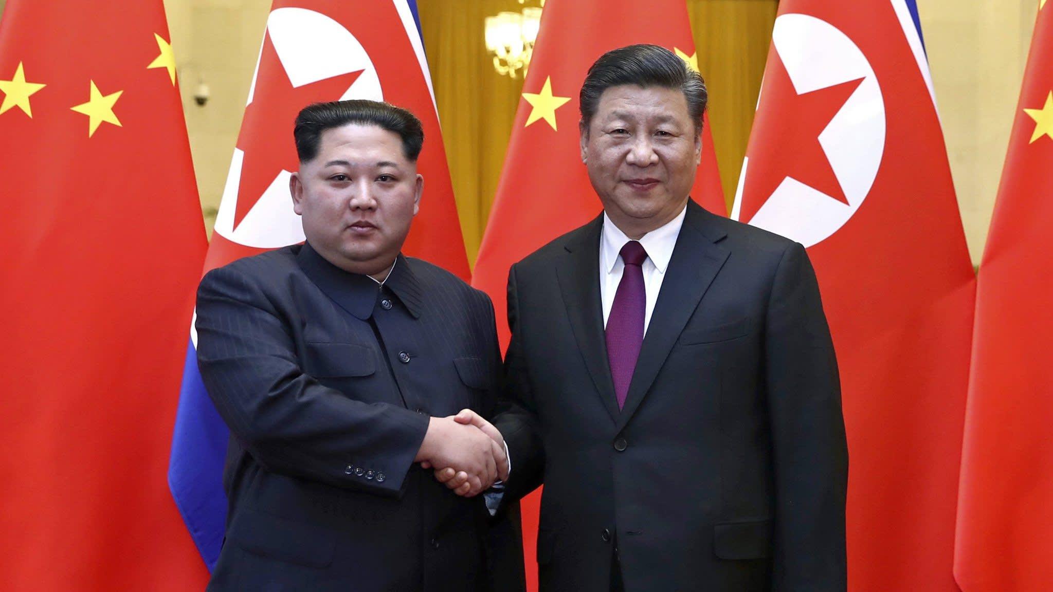 Kim Jong Un confirms summits with US and South Korea