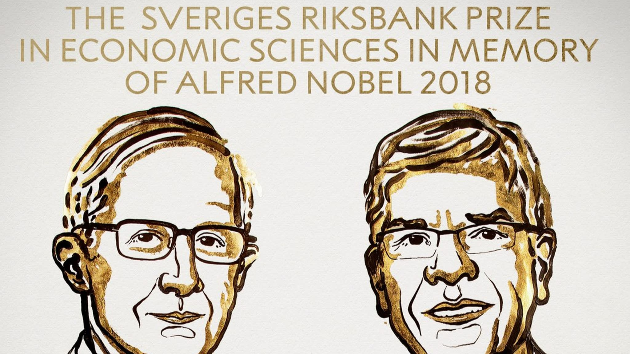 Economics Nobel awarded for work on climate change and innovation