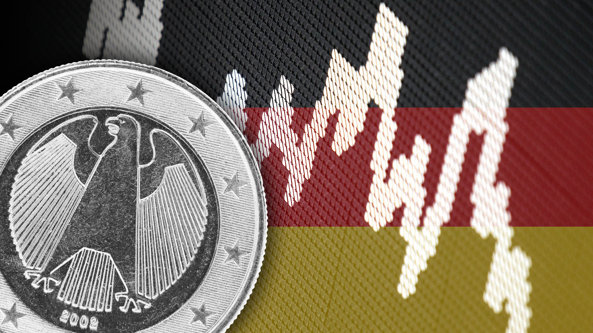 German stocks become ground zero for trade war fears