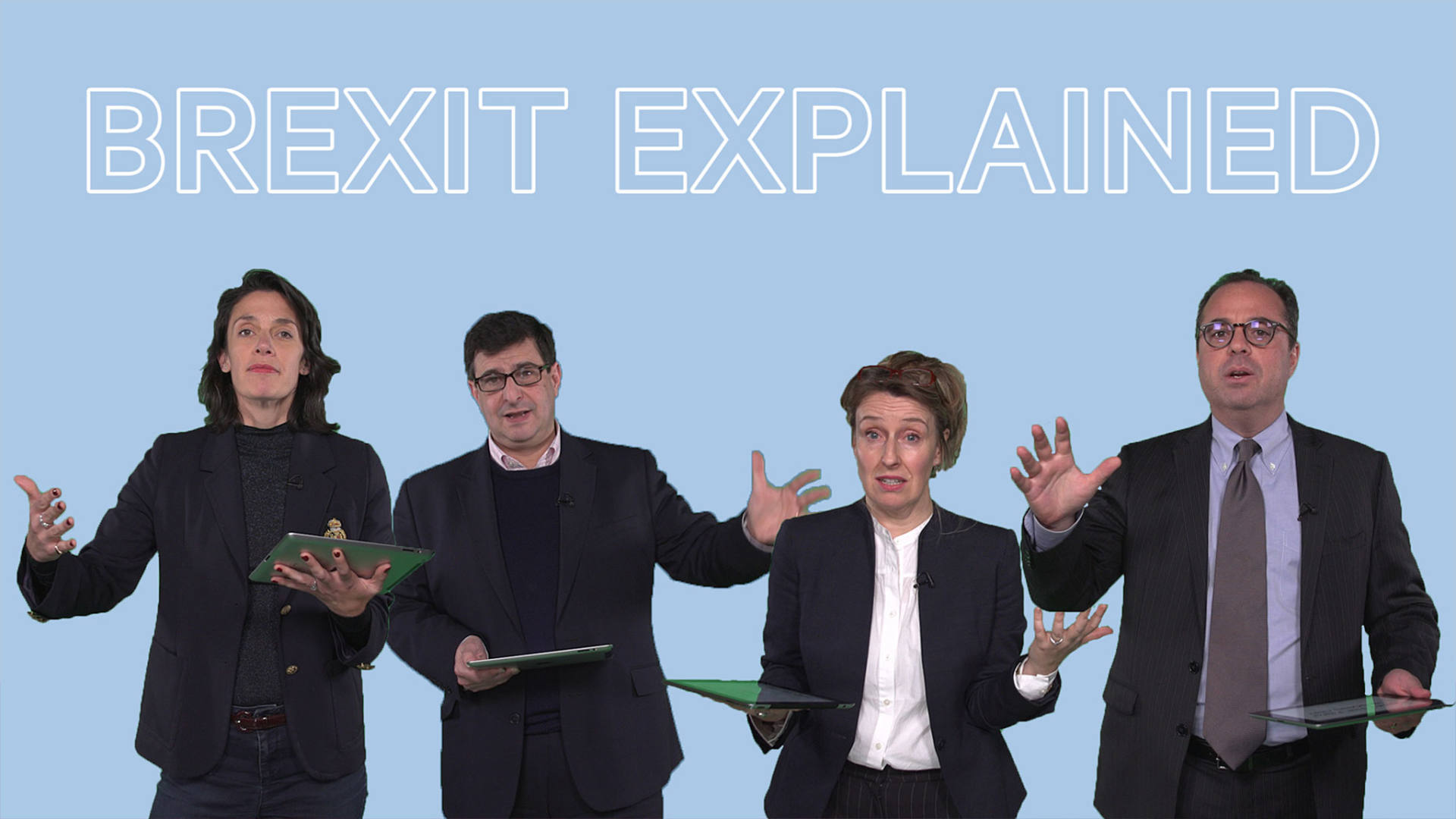 Brexit explained: you asked, our experts answered