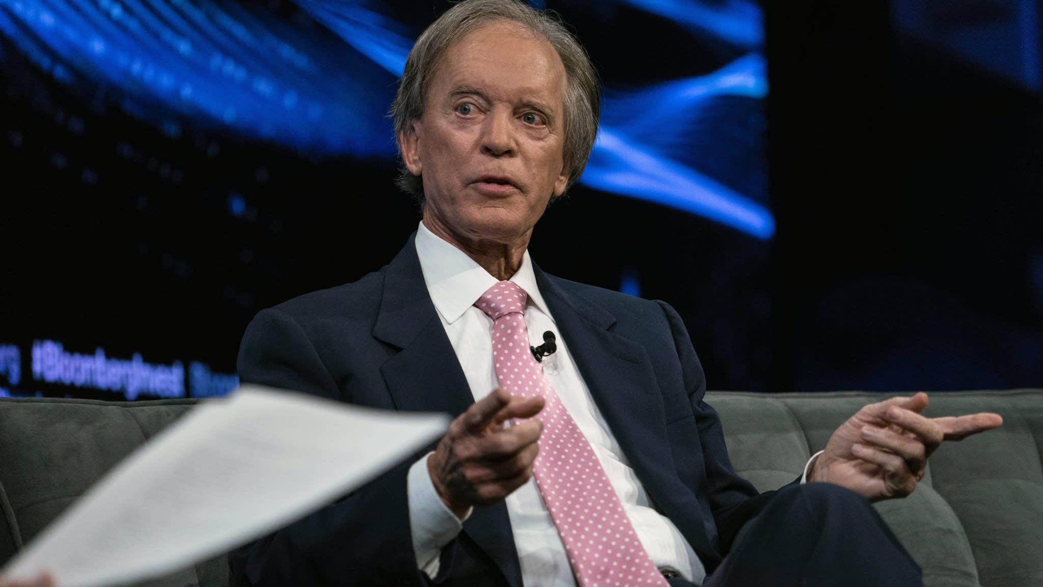 Bill Gross's bond fund hit by wave of investor redemptions