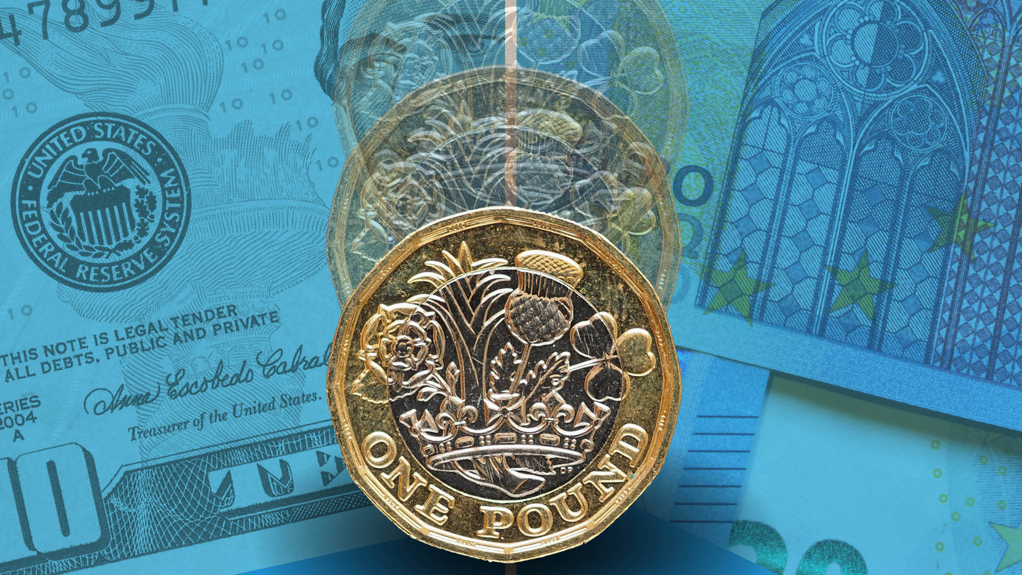 Pound hits 11-month low on Brexit no-deal fears